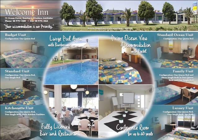 Welcome Inn Motel - Australia Accommodation