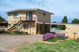 Wellington Motor Inn - Australia Accommodation