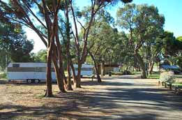 Wycheproof Caravan Park - Australia Accommodation