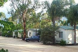 Yallakool Caravan Park on Bjelke-Petersen Dam - Australia Accommodation