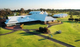 Mercure Sanctuary Golf Resort - Australia Accommodation
