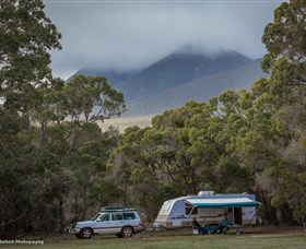 Mt Trio Bush Camp and Caravan Park - Australia Accommodation