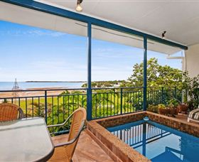 Beach View Holiday Villa - Australia Accommodation