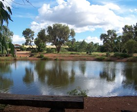 Gemtree Caravan and Tourist Park - Australia Accommodation