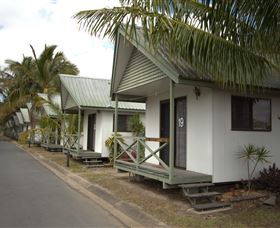 Central Tourist Park Mackay - Australia Accommodation