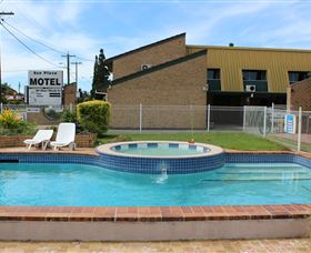 Sun Plaza Motel Mackay - Australia Accommodation