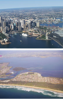 Sydney By Air - Australia Accommodation