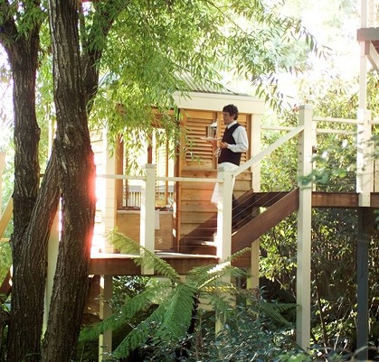 Salus Spa at the Lake House - Australia Accommodation