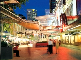 Queen Street Mall - Australia Accommodation