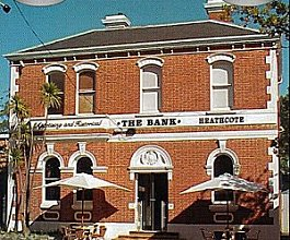 The Bank Heathcote - Australia Accommodation