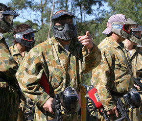 Action Paintball Games - Perth - Australia Accommodation