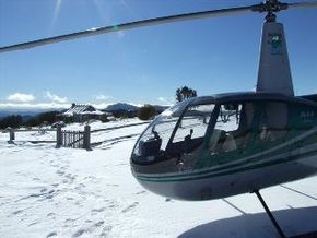 Alpine Helicopter Charter Scenic Tours - Australia Accommodation