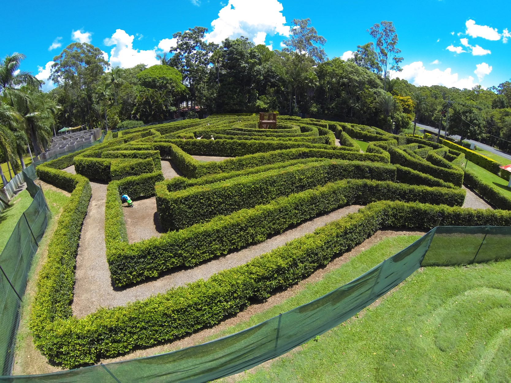 Bellingham Maze - Australia Accommodation