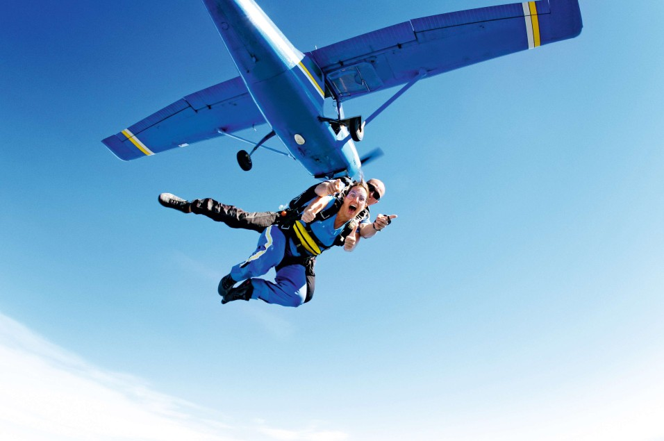 Skydive the Beach and Beyond Yarra Valley - Australia Accommodation
