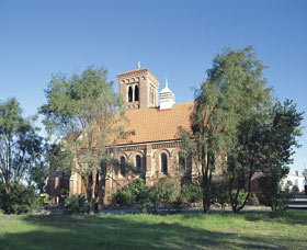 All Saints Church Collie - Australia Accommodation