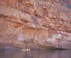 Dimond Gorge - Australia Accommodation