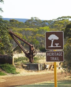 Hopetoun Ravensthorpe Railway Heritage Walk Trail - Australia Accommodation