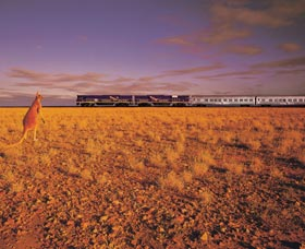 Nullarbor Plain - Australia Accommodation