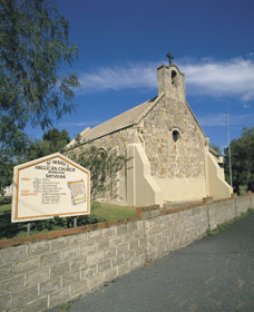 St Mary's Anglican Church - Australia Accommodation