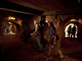 Heritage Blinman Mine Tours - Australia Accommodation