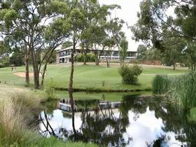 Flagstaff Hill Golf Club and Koppamurra Ridgway Restaurant - Australia Accommodation