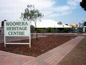 Woomera Heritage and Visitor Information Centre - Australia Accommodation