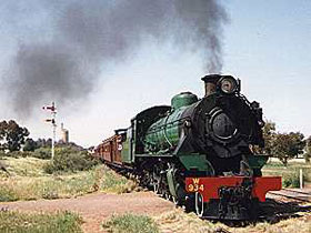 Pichi Richi Railway - Australia Accommodation