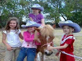 Amberainbow Pony Rides - Australia Accommodation
