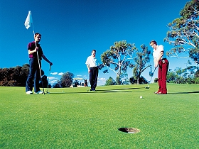 Oatlands Golf Course - Australia Accommodation