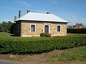 Oatlands Court House - Australia Accommodation