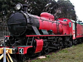 Don River Railway - Australia Accommodation