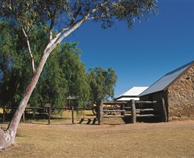 Alice Springs Telegraph Station Historical Reserve - Australia Accommodation