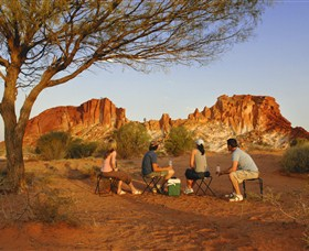 Rainbow Valley Conservation Reserve - Australia Accommodation