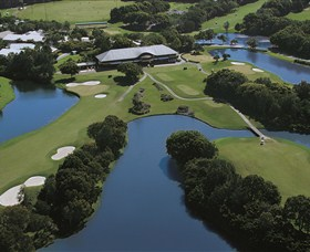 Palmer Coolum Resort Golf Course - Australia Accommodation