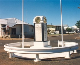 Cloncurry War Memorial - Australia Accommodation