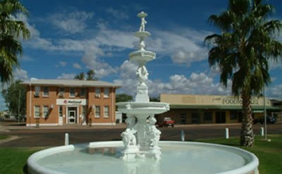 Heritage Trail Cunnamulla - Australia Accommodation
