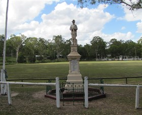 Apple Tree Creek War Memorial - Australia Accommodation