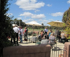Flynns Wines  Heathcotean Bistro - Australia Accommodation