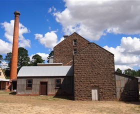 Andersons Mill Smeaton Historic Area - Australia Accommodation