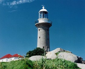 Montague Island Lighthouse - Australia Accommodation