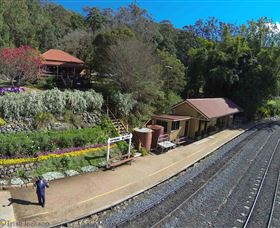 Spring Bluff Railway Station - Australia Accommodation