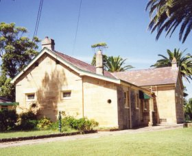 Carss Cottage Museum - Australia Accommodation