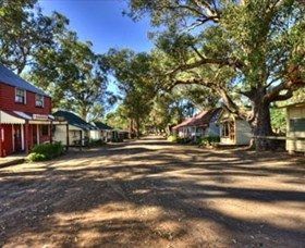 The Australiana Pioneer Village Ltd - Australia Accommodation