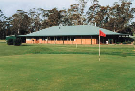 Echunga Golf Club Incorporated - Australia Accommodation