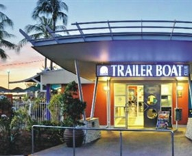 Darwin Trailer Boat Club - Australia Accommodation