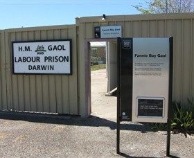 Fannie Bay Gaol - Australia Accommodation