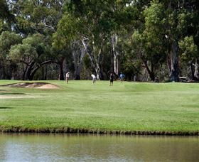 Deniliquin Golf Club - Australia Accommodation