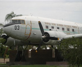 Big Plane in Moree - Australia Accommodation