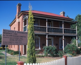 Station House Museum Culcairn - Australia Accommodation