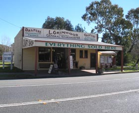 Grimwoods Store Craft Shop - Australia Accommodation